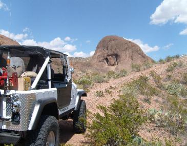 El Paso Texas Off Road Adventures